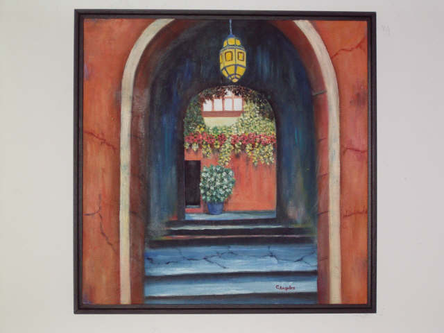 Through the Archways