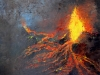 Flaming Lava