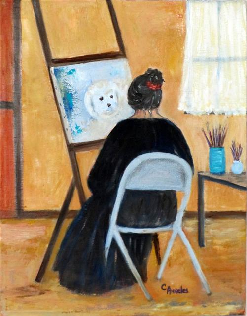 Dog Portraitist