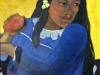 Gauguin's Woman with Mango