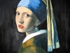 Vermeer's Girl with Pearl Earring